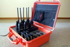 Tait TP8115  Radio kit