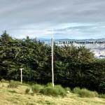 View towards Dunedin City
